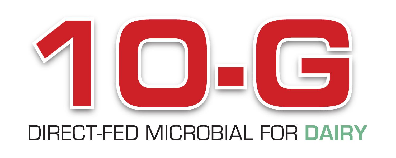 10-G Dairy Logo